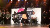 Εντυπωσιακό breakdancing