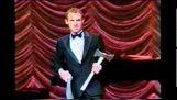 Hokkabaz ve komedyen Michael Davis