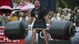 World record in lifting death to 442,5 pounds