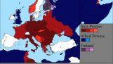 Ο χάρτης του 2ου παγκοσμίου πολέμου