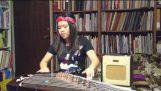 Το «Sweet Child o' Mine» σε ένα guzheng