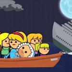Το πλοίο βυθίζεται!