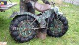 Позашляхові мотоцикл