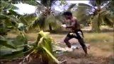 الملاكمة التايلاندية التدريب في تايلند