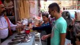 Tak sloužit zmrzlinu v Turecku