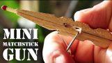Een wasknijper in kleine geweer converteren