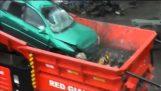 Destruidor de carro