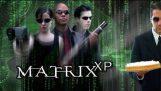 Ако Матрицата работи с Windows XP