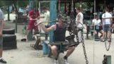 Γυμναστήριο στο ύπαιθρο