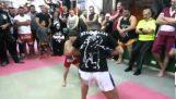 Az 5 éves csodagyerek a Muay Thai