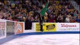 Merveilleux en patinage artistique