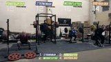 De slag bij squat