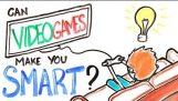 Video hry vám môže urobiť múdrejší;