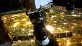 Imponerende skud fra den internationale rumstation