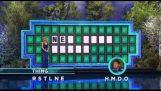 Impossible Wheel of Fortune Bonus Round WON!