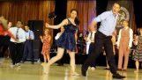 Finales de Lindy Hop