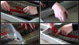Reinventando il pianoforte