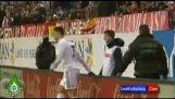 クリスチャーノ Ronaldo の罰