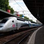 Το γρηγορότερο τρένο σε ράγες (574 χλμ/ώρα)