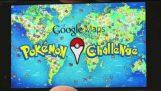 Google Maps: Pokémon Challenge (April Fools Joke)