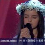"""Μια 8χρονη τραγουδά το """"Bang Bang"""" της Nancy Sinatra"""