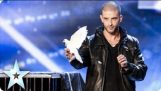 "Bene mago in ""Di Britain's Got Talent"""