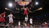 NBA: Top 10 dunks van het seizoen 2013-2014