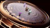 Wartość zegara planetarium 250.000€