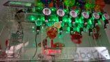 Barobot: O maşină automată pentru prepararea cocktail