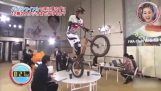 Τρελά Bike trials