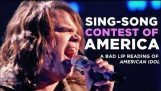 A Bad Lip Reading of American Idol