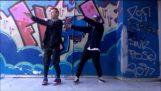 Ритмичный танец из Тито & Тигр