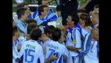 Před Národní Řecko 10 let…