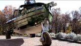 Amfibische boot