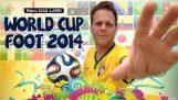 Remi Gaillard: Αφιέρωμα στο παγκόσμιο κύπελλο