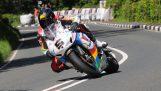 Ρεκόρ γύρου με superbike στο νησί του Μαν