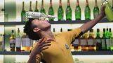 Om Bruce Lee var bartender