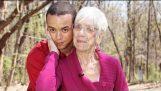 31-year-old tem namorada de 91 anos de idade