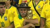 在世界盃上最傷心的人