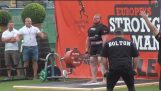 Europe's Strongest Man 2014 – New deadlift world record – Benedikt (Benni) Magnusson