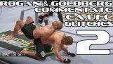 Напред gen UFC проблеми с оживен коментар