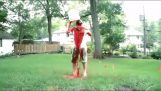"""The funniest Fail in """"Ice Bucket Challenge"""""""