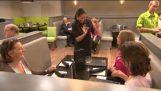 कनाडा में बहरा के लिए रेस्तरां