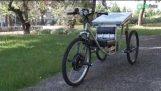 Agrinio słonecznej Trike