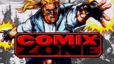 Comix Zone gameplay – Full passage