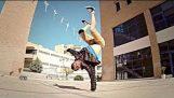 Taneční video pomocí GoPro HERO3 (Zpomalený pohyb)