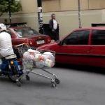 Πώς θα μεταφέρεις τα ψώνια του σουπερμάρκετ με το δίκυκλο;