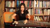 """One"" by Metallica in a Chinese Guzheng"