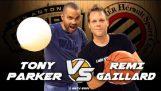 Remi Gaillard vs. Tony Parker