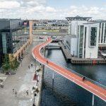 Ο εντυπωσιακός υπέργειος ποδηλατόδρομος της Κοπεγχάγης